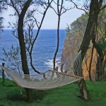 hammock-on-cliff
