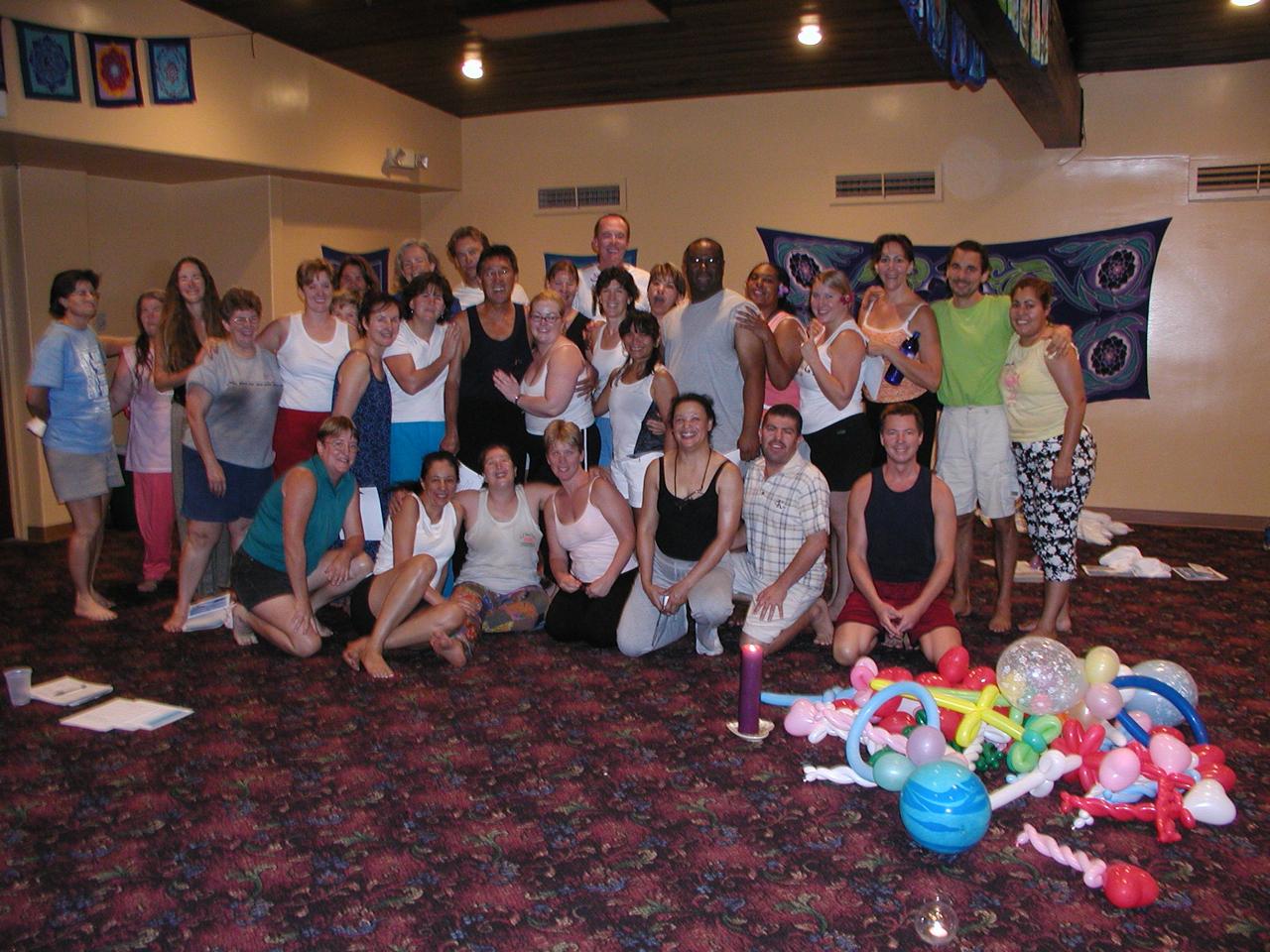 Sacredlomi Com Lomi Lomi Workshop Images