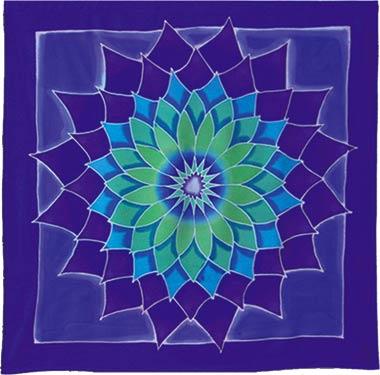 Star Lotus Mandala