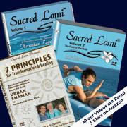 DVDs - Lomi Lomi & Huna