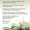 White Lily, Serene Drops